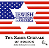 Jewish Composers in America - The Zamir Chorale of Boston